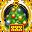 «Архисекретная новогодняя медаль» - награда для того, кто пять раз помогал наряжать новогоднюю ёлку в секретных разделах.