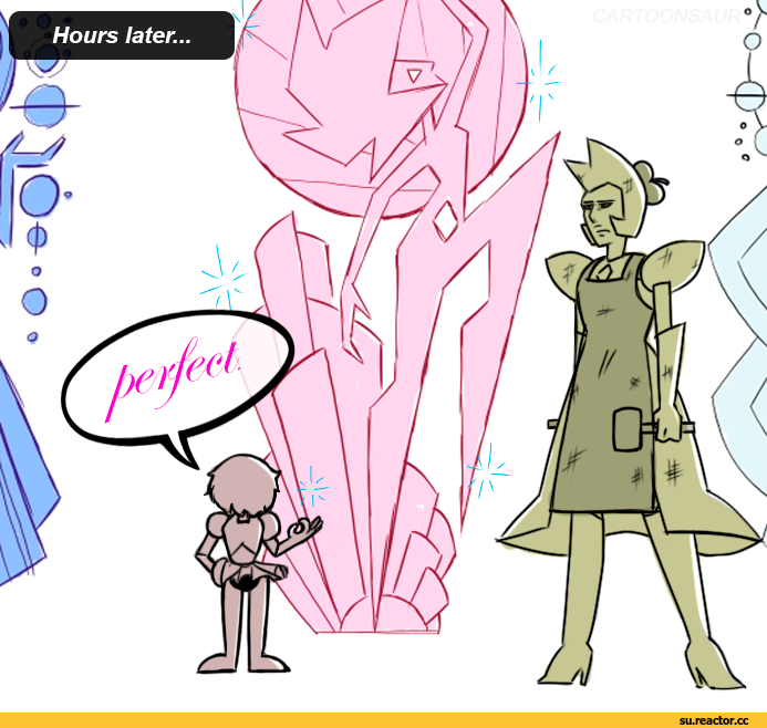 Blue Diamond,SU Персонажи,Steven Universe,фэндомы,cartoonsaur,SU comics,Pink Diamond,Yellow Diamond