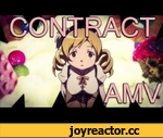 "Contract [Tartu Animatsuri 2013 AMV competition],Music,,AMV by Karl August ""Doofcake"" Kaljuste Song: Celldweller - First Person Shooter Anime: Mahou Shoujo Madoka★Magica This AMV made it to the finals, but did not make it to the top three. Fun facts about this video: • I made it in one day (app"