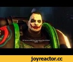 Space Marine Ending - Joker: Why so serious?,Games,,http://www.barterka.com - Buy.Sell.Swap minis with no listing fees! This is the Joker folks! yeah he does his injuries does appear chaos inflicted just looking at him hahaha.Download my Joker Mod here http://www.mediafire.com/?zp63jozhad5ima8