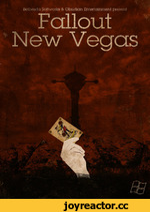 Bethesda Soítworks & Obsidian Entertainment present F allout New Vegas an