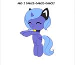 Princess Luna - Cat I'm a Kitty Kat