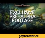 """Warhammer 40K Eternal Crusade - Exclusive Pre Alpha Gameplay Footage,Games,,This is footage we took off-screen from Behaviour Interactive's studio in Montreal. It's pre-alpha footage for an early unfinished look at how the game's combat will play. Bear in mind that all of the """"grayboxes"""" you see"""