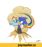 e>7o¡ I MY LITTLE PONY © HASBRO | SONIC THE HEDGEHOG © SEGA