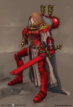 Sister of Battle -^ Adepta Sororitas kano-kun.devlantart.com
