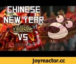 Chinese New Year - DotA2 vs LoL,Games,,After having a few DotA 2 games, I cringed when I went to play LoL. ◄=================================► Thresh design: http://www.teespring.com/wifestealthresh Lantern design: http://www.teespring.com/wifesteallantern ◄=================================► •McRoos