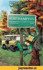 NORTHAMPTON POPULATION