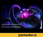 Vel'Koz Voice - English - League of Legends,Games,,This is League of Legends Champion Vel'Koz's voice in English All sounds are taken from the ingame voice over sound banks, Champion Selection voice is not in the video. Splash art is taken from in game as well.