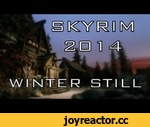 SKYRIM 2014 - Winter Still,Games,,The beauty of Skyrim with extreme graphics mods (Expand for mods list) Original music: Winter Still by Miracle Of Sound miracleofsound.bandcamp.com Click to subscribe! http://www.youtube.com/subscription_c... Download song: http://miracleofsound.bandcamp.com/