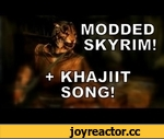 SKYRIM: KHAJIIT LIKE TO SNEAK,Games,,A musical tribute to the feline people of Skyrim, with extreme graphics mods! Click to subscribe! http://www.youtube.com/subscription_center?add_user=miracleofsound Download: http://miracleofsound.bandcamp.com/ T-Shirts: http://miracleofsound.spreadshirt.com/