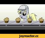 Derpy Muffin Factory (1 Hour Loop),Entertainment,,Muffin Factory looped over and over Original: http://www.youtube.com/watch?v=E5c06Nm6iok