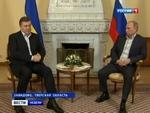 Янукович рассказывает Путину про Евромайдан