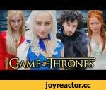 Game of Thrones - The Musical (Season 4),Film,yt:cc=on,Winter Is Coming. All men must die. Makes us wonder, who will survive Season 4 of Game of Thrones?! NO SPOILERS! Subscribe for more: http://bit.ly/SubscribeAVbyte  Jon Snow, Daenerys, Sansa Stark and Cersei Lannister wonder whether or not they