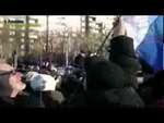 В Алчевске подняли флаг Франции на пророссийском Митинге! Луганская область Референдум 2014,People,,http://putinkaput.blogspot.com/ У пророссистов закончились российские флаги, и теперь они машут французскими. Наполеон о таком и не мечтал! Эти кадры показывают нулевой уровень понимания происходящих