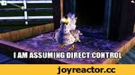 I am assuming direct control