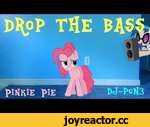 My Little Pony In Real Life - If you're happy and you know it...,Comedy,,DJ-PON3 won't let Pinkie Pie sing.  -------------------------------- INFO -------------------------------- I did not make any custom pony animations Inspired from this video by Ponies En Reversa: http://youtu.be/G2CPqJDvyRQ