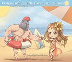 League of legends Forecast: Sunny