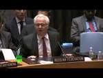 Чуркин: Убийство десятков человек в Совбезе называют «сдержанностью»,News,,Выступая на заседании Совета Безопасности ООН на Украине, постпред РФ при организации Виталий Чуркин раскритиковал коллег за то, что они стараются не упоминать преступлений украинских властей на востоке страны.   Подписывайте