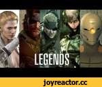 Metal Gear Solid - 5 Legends [HD],Games,,One of my biggest video projects. This is a video about 5 legends; Big Boss, The Boss, Solid Snake, Gray Fox and Raiden. Hope you like it!  Youtube: http://www.youtube.com/user/KefkaProd... Facebook: https://www.facebook.com/KefkaProduction