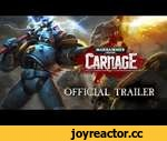 Warhammer 40,000: Carnage Official Trailer - Available on iOS & Android,Games,,Warhammer 40,000: Carnage is Available Now on iOS & Android! Get CARNAGE Now on the App Store: http://taps.io/LsGQ OR Get It Now on the Google Play Store: http://taps.io/LsFg This Official Trailer for CARNAGE is made