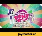 ᴴᴰMLP: Inspiration Manifestation Trailer [PMV],Entertainment,,My little Pony Inspiration Manifestation Trailer [PMV] ►For more videos: https://www.youtube.com/channel/UCKe0reiDK6l-oYw6EGesjzw?sub_confirmation=1 ►Broadcast Dates: https://www.youtube.com/user/MylittleBronieDE/about ▼Open for more▼ T