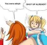 > SHUT UP ALREADY!