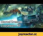 Warhammer 40K: Eternal Crusade Livestream - Episode 2,Games,,Katie Fleming, Miguel Caron, Houman Sadaghiani, Patrick Balthazar, Ghislain Barbe and Brent Ellison recently showed off all of the early Character Models.  Head to EternalCrusade.com now to Buy Your Founder's Pack! -