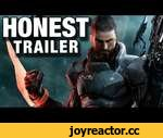 MASS EFFECT (Honest Game Trailers),Games,,Subscribe to Smosh Games ►► http://smo.sh/SubscribeSmoshGames   From the Canadian RPG masters (Bioware) comes a franchise full of action, drama, and butts - Mass Effect.  We Smite Each Other (Game Bang) ►► http://smo.sh/GB_Smite  Divergent Honest Trailer ►►