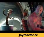 """Guardians of the Galaxy Clip - Baby Groot (2014) Vin Diesel Movie HD,Entertainment,,http://www.joblo.com - """"Guardians of the Galaxy"""" Clip - Baby Groot (2014) Vin Diesel Movie HD In the far reaches of space, an American pilot named Peter Quill finds himself the object of a manhunt after stealing an"""