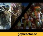 Teenage mutant ninja turtles OLD (looks like TMNT 2014),Film,,How old TMNT would have looked like if they were made like the new ones.