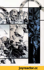 THE ART OF METAL GEAR SOLID 2 SONS OF LIBERTY 016	047