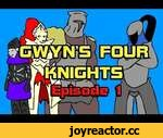 Gwyn's Four Knights - Episode 1: Where Is Sif!?,Games,,I'll upload these here instead of my animation channel, (https://www.youtube.com/user/UrbanSLUG)  Yes, I am UrbanSLUG. Feel free to subscribe to that channel too, since I'll probably upload other Dark Souls animations there in the future.