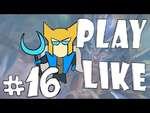 "#16 Play like Skywrath Mage (Dota 2 Animation),Games,,VK group: http://vk.com/official_leslleeanimation  Play like Sky! Comment, like, subscribe!  New episode ""PLAY LIKE"" every WEEK.  Играй как Скай! Оставляем комментарии, ставим лайки, подписываемся на канал! Новый выпуск ""ИГРАЙ КАК"" каждую НЕДЕЛЮ!"