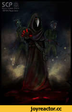 SCP© Secure. Contain. Protect. SCP-049 Plague Doctor f