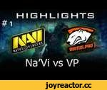Na'Vi vs VP Highlights Dota 2 Game 1 Bo3 Megafon Battle Arena,Games,,25.08.2014 Virtus.Pro vs Natus Vincere Dota 2 Highlights Game 1 Bo3 Megafon Battle Arena Semi Final Subscribe us on YouTube: ➜ http://bit.ly/PotatoGamingDota2  Like us on FaceBook: ➜ https://www.facebook.com/PotatoesGamingDota2  Fo