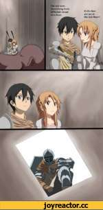 I'm not sure. Something feels different about this floor. Kirito-kun are we at the last floor?