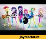 MLP: Equestria Girls Rainbow Rocks - Official Movie Trailer #1,Entertainment,,MY LITTLE PONY EQUESTRIA GIRLS: RAINBOW ROCKS the movie finds Canterlot High (CHS) hosting a musical showcase, and Rainbow Dash, Applejack, Pinkie Pie, Rarity, and Fluttershy are going to be performing with their new