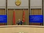 Лукашенко: Украина сама дала повод для присоединения Крыма к России,News,,Украина сама виновата в том, что Россия присоединила к себе Крым. Об этом на пресс-конференции в Минске заявил президент Белоруссии Александр Лукашенко. По его словам, одной из причин отделения полуострова стало решение Киева