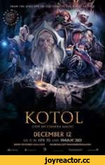 FROM THE DIRECTOR OF 'THE GIVE ME CHAKRA MAGIC DECEMBER 12 SEE IT IN HFR 3D AND IMAX 3D WWW.THEHOBBIT-ASIA.COMFAaBOOK.COM/WARNERBROSMALAYSIA ¿StMGM yfc --r-f
