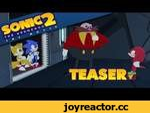 Sonic the Movie 2 - Тизер (English Subs),Film,,Представляем вашему вниманию тизер полнометражного анимационного проекта Sonic the Movie 2, являющегося логическим продолжением событий Sonic OVA/Sonic the Movie 1996 года. Проект создается усилиями творческой части русского соникофендома в рамках Zarum