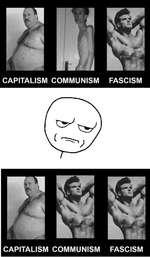 CAPITALISM COMMUNISM FASCISM CAPITALISM COMMUNISM FASCISM