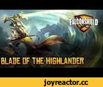 Falconshield - Blade of the Highlander (Original League of Legends music - Master Yi),Games,,We're fighting on with Toontrack's Metal Month! This time with a speedy metal song for Master Yi! We appreciate the comments, likes and subs! If you want to go the extra mile for us and get some nice perks