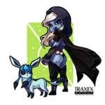 TRAXEX ICE/DARK GYM LEADER D0TA2 X POKEMON I JASON-W.COM