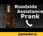 Cicero Calls Roadside Assistance - Skyrim Prank Call,Games,,Cicero calls Roadside assistance for his broken wagon.  Soundboard: http://www.realmofdarkness.net/pc/sb/vg/es/cicero  More Soundboards: http://www.realmofdarkness.net/pc/  A prank call I did with the voice of the character, Cicero, from