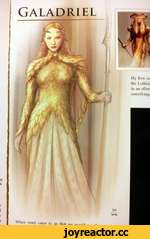 Galadriel My ft rut cog the l ot lilt'd in an effort something, When word came to us that wp