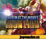 Skyrim At The Movies: IRON MAN - TYRANNICON,Games,,From Tyrannicon, the animators of COPS: Skyrim, Throthgar, and Skyrim Battles comes Skyrim At The Movies. The premiere episode drops Tony Stark's Iron Man origin right into the middle of Skyrim. Watch more stuff animated by Tyrannicon: