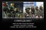 СОВПАДЕНИЕ? - никто не знает откуда они взялись - зеленые, в масках и с оружием говорят, ими управляет огромная КРЫСА
