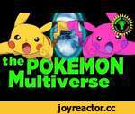 Game Theory: The Pokemon Multiverse EXPLAINS EVERYTHING,Games,,Free Snacks? YES PLZ! ►► http://www.naturebox.com/matpat Join the Theorists ►►  http://bit.ly/1qV8fd6  Not too long ago, Nintendo released Omega Ruby and Alpha Sapphire...games I initially wrote off as shameless HD rereleases. BUT! While