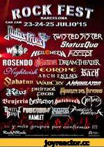 "BARCELONA ' 23 24-25 JUMOOS CAN ZAM cbatftia ARCH ENEЛЕЕ nn mövrCrjt AJf/fimAns! '-örujcne W"" NGéLÜ 0 Y más grupos por confirmar !!! Rock Concert» www.focknfock.com WWW.fОС arce\or\a.con\"