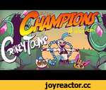League of Legends cartoon - Champions! (LoL),Games,,If League of Legends was a 90's cartoon (and had the Ducktales theme)…   Music instrumentals by Yoav Landau - http://www.youtube.com/thelivingtombstone/  Animation, lyrics and vocals by David Smith (me!) – http://www.youtube.com/wolfmercenary/  Twi